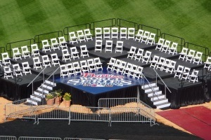 Rolling Risers & Choral Seating